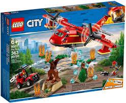 100 Lego Fire Truck Games LEGO City Plane Set 60217 ToyWiz
