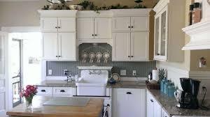 Country Kitchen With Armani Fine Wood WorkingEdge Grain Hard Rock Maple Butcher Block Countertop