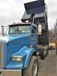100 Tri Axle Dump Trucks Kenworth Tri Axle Dump Truck For Sale United Exchange USA