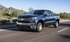 100 Fuel Economy Trucks 2019 Chevrolet Silverado FourCylinder Not More Efficient