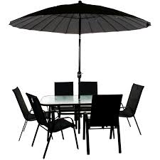 Ebay Patio Table Umbrella by Garden Furniture Set Patio Outdoor Large Seating Dining Area Chair