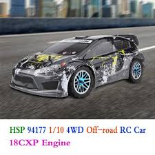 HSP 94177 1/10 2.4G 4WD 18cxp Engine Rc Car Nitro Powered Sport ...