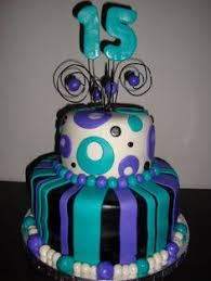 Image Taylor s online 15th birthday cake