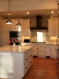 antique white kitchen cabinets with backsplash ideas kitchen