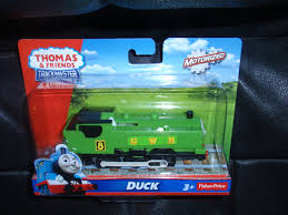 Trackmaster Tidmouth Sheds Toys R Us by Image Trackmaster Fisher Price Duck2013box Jpg Thomas And