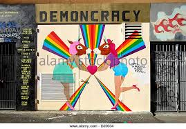 Balmy Alley Murals Mission District by Clarion Alley Stock Photos U0026 Clarion Alley Stock Images Alamy