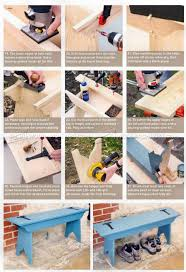 shaker style bench seat plans u2022 woodarchivist