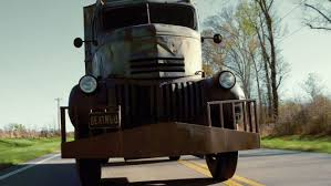 100 Truck From Jeepers Creepers III Rear License Plate From The