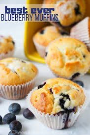 Little Chef Blueberry Muffins