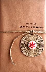 Christmas Gift Wrapping Ideas ToniK Wrap It Up Rustic Scandinavian