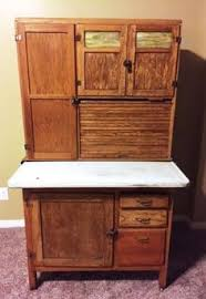 What Is A Hoosier Cabinet Worth by Antique Hoosier Cabinet Appraised Online What U0027s This Worth