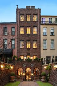 100 Sky House Nyc OMG I Want This Eleanor Roosevelts NYC Brownstone