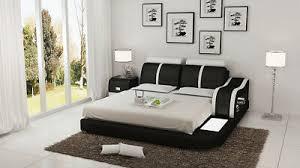 bett design luxus luxus betten leder modernes schlafzimmer