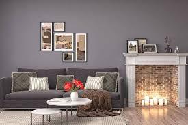 graue wände vielfältige kombinationsmöglichkeiten farben
