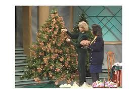 Martha Stewart S Christmas Tree Ideas