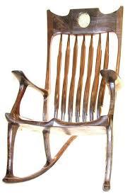 Sam Maloof Rocking Chair Video by Sam Maloof Style Rocking Chair By Bkap Lumberjocks Com