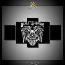 Harley Davidson Bathroom Decor by Harley Davidson Wall Decor Shenra Com