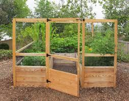 Deer Proof Cedar plete Raised Garden Bed Kit 8 x 8 x 20