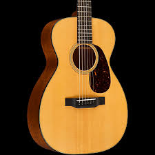 Martin Standard Series 0 18 Concert Acoustic Guitar