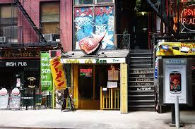 Joe Strummer Mural East Village by East Village Tom And Jolie Explore