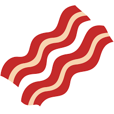 Bacon clipart png