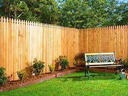 Decorative Garden Fence Panels by White Picket Fence Home Depot Cascade Heavyduty 5 Ft H X 8 Ft W