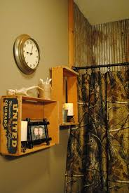 Cheap Camo Bathroom Sets by Classy Camo Bathroom Decor Yet So Cheap