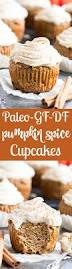 Paleo Pumpkin Cheesecake Snickerdoodles by Pumpkin Cupcakes With Maple Cinnamon Frosting Paleo Dairy Free