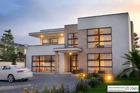 100 Modern Design Homes Plans 5 Bedroom House Collection ID 25603 Floor By