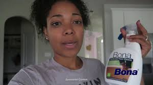 Bona Hardwood Floor Refresher by Real Talk On Bona Hardwood Floor Youtube