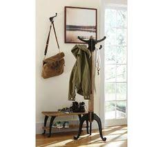 Industrial Coat Rack This One Is Labeled As I Guess Because Of
