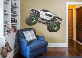 100 Monster Truck Wall Decals Name Decal Yozgatus