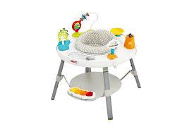 siege bebe table table d activité bébé évolutive avec siège et 25 jeux d éveil