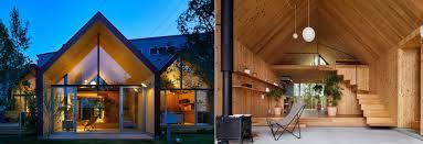 100 Fuji Studio Mount Fuji Architects Studio Uses CLT Wood For Prefab