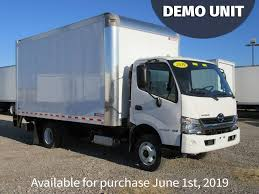100 Used Box Trucks For Sale By Owner 2019 HINO 155 16ft With Liftgate At Industrial Power