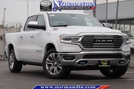 100 Dodge Longhorn Truck New 2019 RAM AllNew 1500 Laramie Crew Cab In San Jose