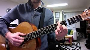 Landslide Smashing Pumpkins Acoustic by Landslide Capo 3 Youtube