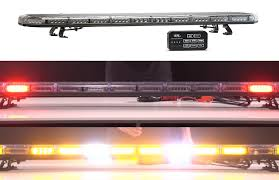 Tow Truck LED Light Bar By STL, K-Force 55