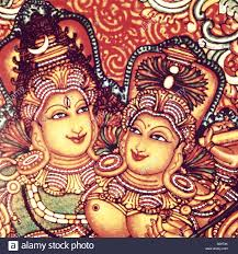 Famous Kerala Mural Artists by Mural Of Shiva Stock Photos U0026 Mural Of Shiva Stock Images Alamy