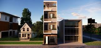 104 Housedesign Small Space House Design 12x36 Feet With Parking Complete Details 2021 Kk Home Design