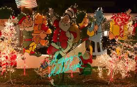 Christmas Tree Lane Altadena Location by Candy Cane Lane American Christmas Santa Claus 2014 Youtube