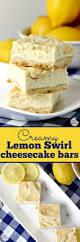 Pumpkin Swirl Cheesecake Bars by Renee U0027s Kitchen Adventures