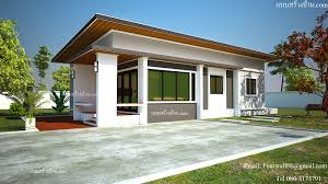 100 Modern Single Storey Houses House With Three Bedrooms