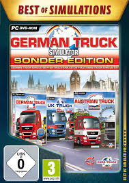 100 German Truck Simulator SonderEdition Version Amazonco
