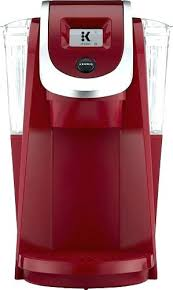 Red Coffee Makers Walmart Single Serve K Cup Pod Maker Imperial