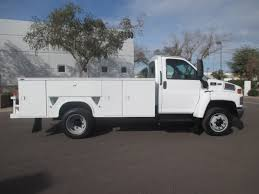 100 2006 Chevy Trucks For Sale USED CHEVROLET KODIAK C4500 SERVICE UTILITY TRUCK FOR SALE IN