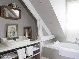 salle de bains combles amenages baño de mis sueños