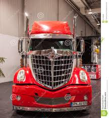 Kenworth International Lonestar Truck Editorial Photo - Image Of ...