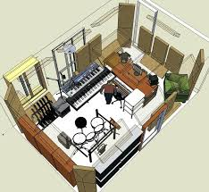 Home Recording Studio Design Plans Best Ideas On