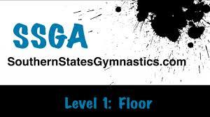 Usag Level 4 Floor Routine 2015 by 28 Usag Level 4 Floor Routine 2015 Tutorial Kohei Uchimura